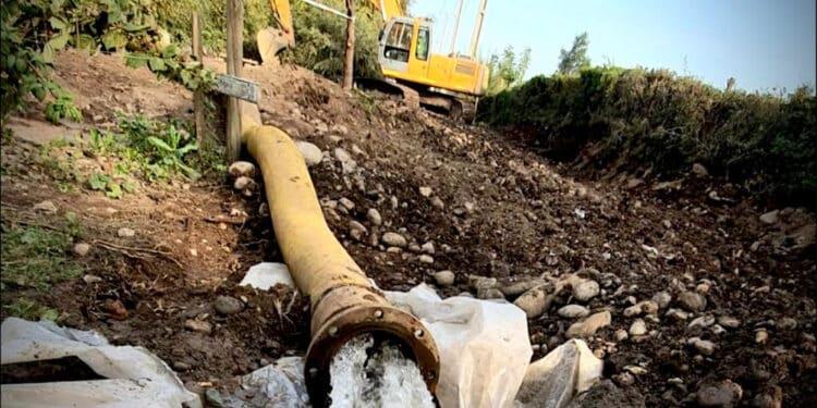 Alcalde de Peñaflor solicita paralización de obras de líneas de transmisión eléctrica por grave daño ambiental en la Reserva El Trapiche