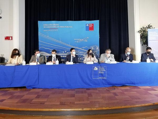 Hoy se realizó la Apertura de Ofertas Económicas para la nueva concesión de hospitales Red Biobío