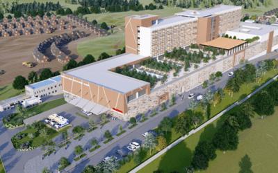Se efectuó entrega de terrenos para la construcción de los hospitales Buin-Paine y Red Maule