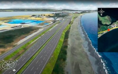 Se publica el llamado a licitación de la Concesión Ruta 5 Tramo Chacao-Chonchi