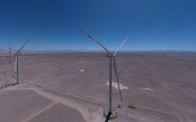 Engie desarrollará proyecto híbrido de planta eólica y solar con almacenamiento
