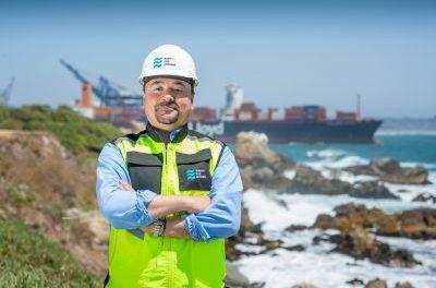 Afirman que interés del gobernador electo del Bio Bio por Puerto Exterior demuestra relevancia del proyecto