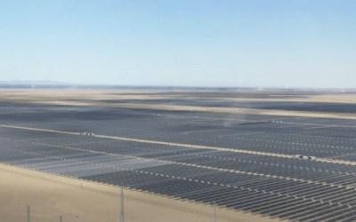 Comienza la construcción de una planta solar de 160 MWp de Sonnedix y Cox Energy en Chile