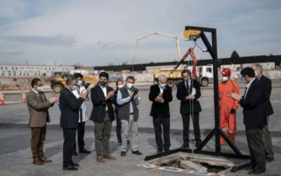 Impresentable: construcción de mega hospital de Linares tiene un avance del 3 por ciento