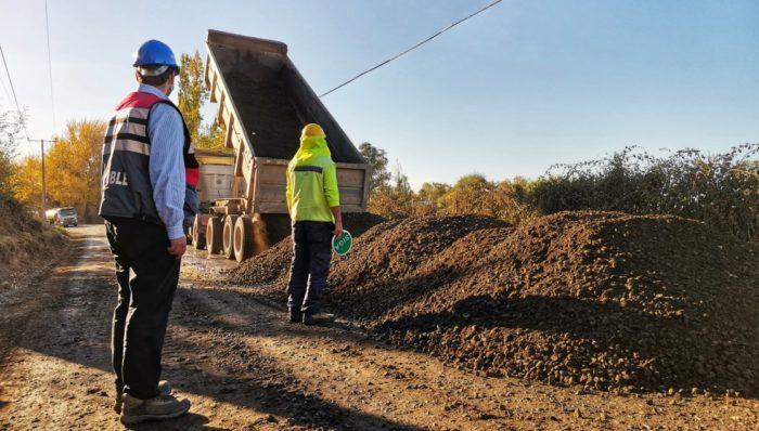 Licitan obras por 6.800 millones para pavimentar y conservar 45 kilómetros de caminos en Ñuble