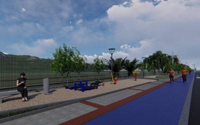Comisión de infraestructura del CORE aprobó recursos para construir parque Máximo Valdés