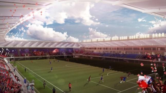 Construcción del nuevo Estadio para Los Ángeles ya no está en manos de la Municipalidad