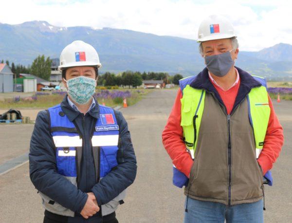 Aeropuertos del MOP invierte 10 mil millones en mejorar condiciones de conectividad aérea en región de Aysén