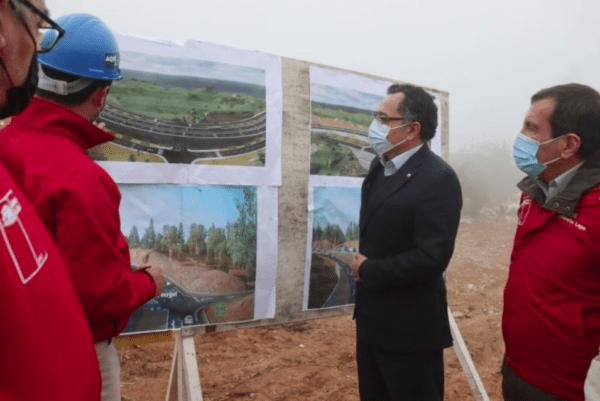 Autoridades anuncian construcción de nuevo acceso a Valparaíso por El Vergel