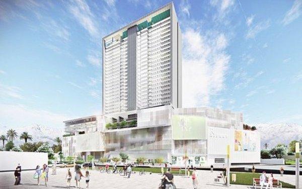 Autoridad ambiental recomienda aprobar centro comercial del grupo Saieh en Ñuñoa