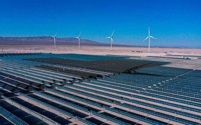 Faenas de BHP en Chile empezaron a operar con energías renovables