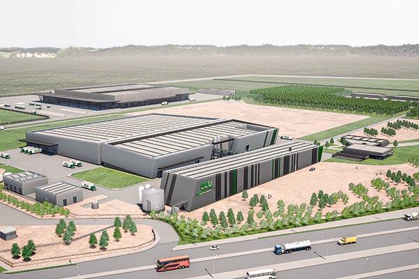 CCU se prepara para comenzar a operar planta en Renca que permitiría duplicar su capacidad a futuro