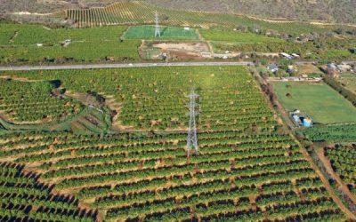 Melipilla y su conflicto con la instalación de torres de alta tensión para conectar Rapel y Pudahuel