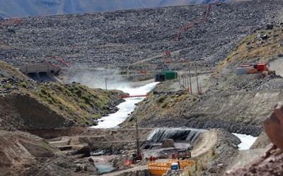 Gobernador de la RM analiza acciones legales por desvío de aguas desde Embalse El Yeso a Alto Maipo