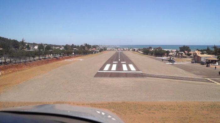 Fue inaugurada renovada pista de aterrizaje del Aeródromo de Pichilemu
