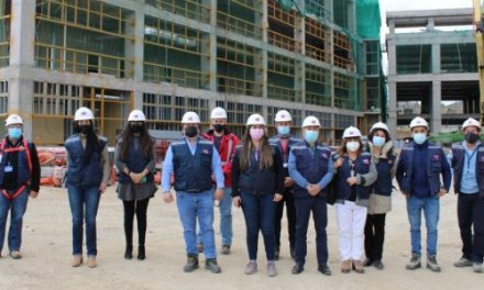 Municipios de Marga Marga conocieron en terreno avance del nuevo Hospital Provincial Marga Marga de la red SSVQ