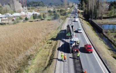 Millonaria inversión mejorará Ruta de la Madera y eliminará curva con más accidentes