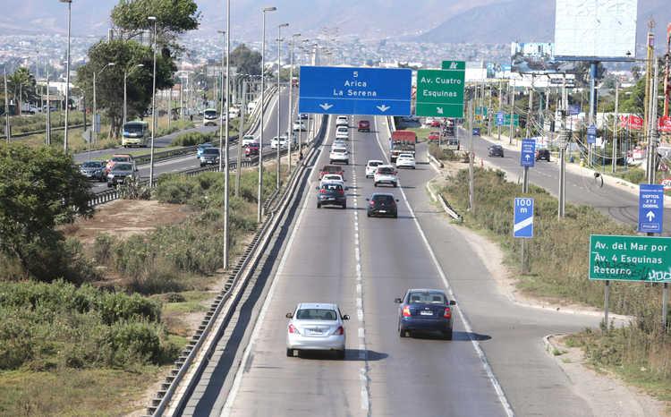Para el año 2027 se espera concluir con las obras de la segunda concesión de la Ruta 5 entre La Serena y Los Vilos