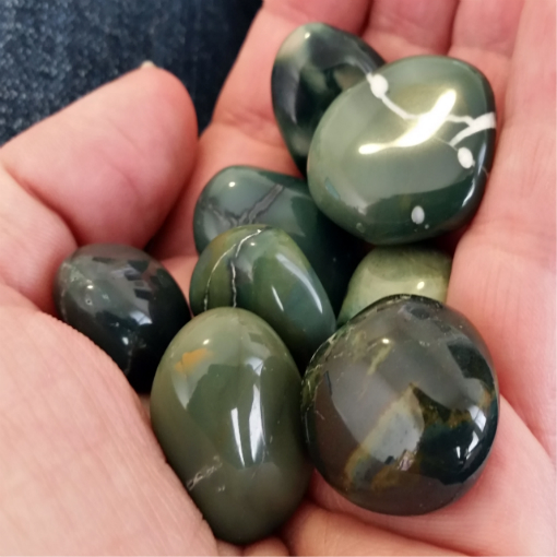 Cobra Jasper spiritual qualities