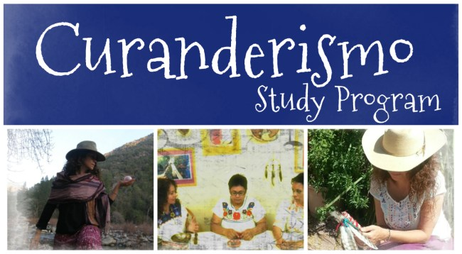 Curanderismo Study Program with Paloma Cervantes