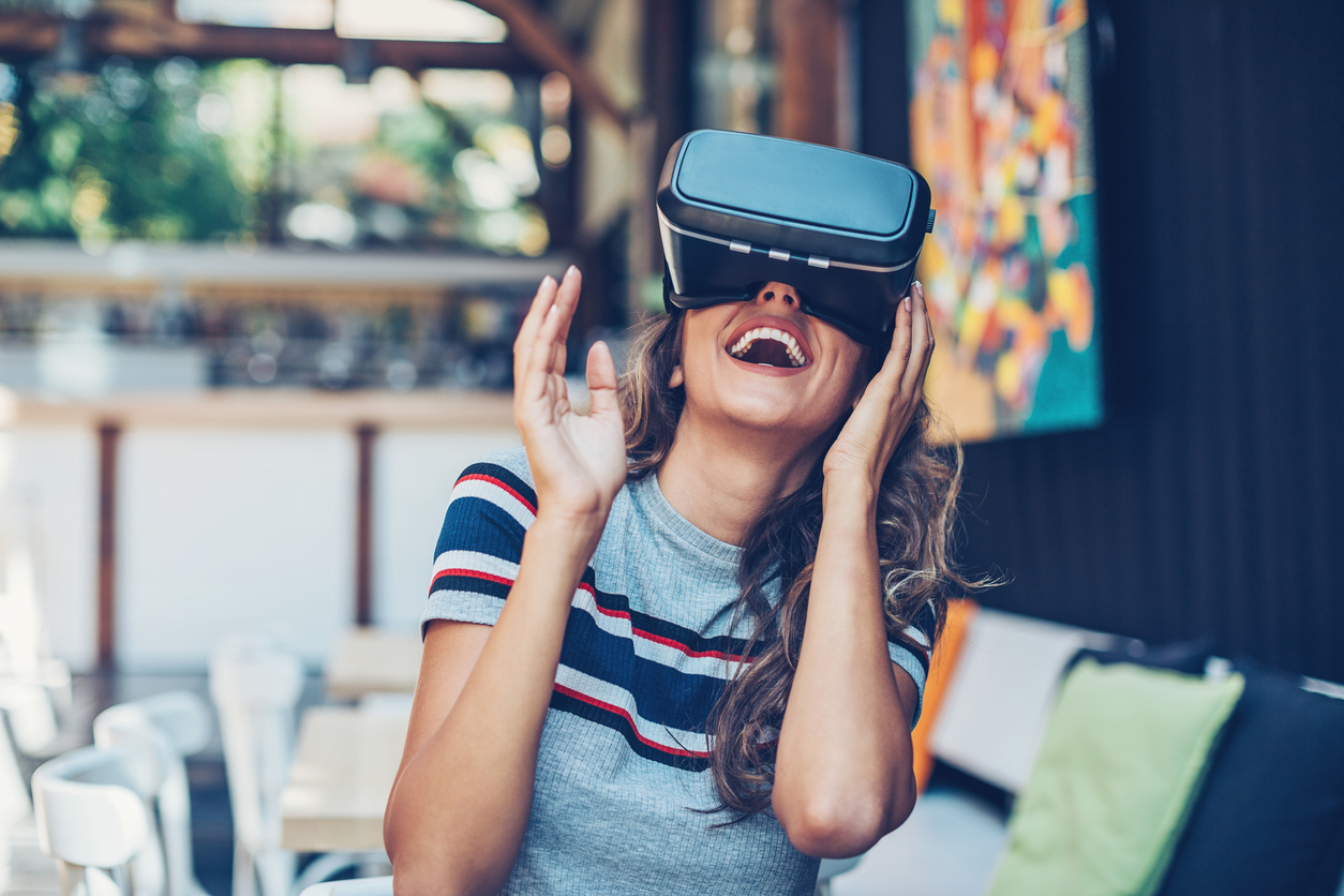 content marketing trends for 2017: augmented reality and virtual reality