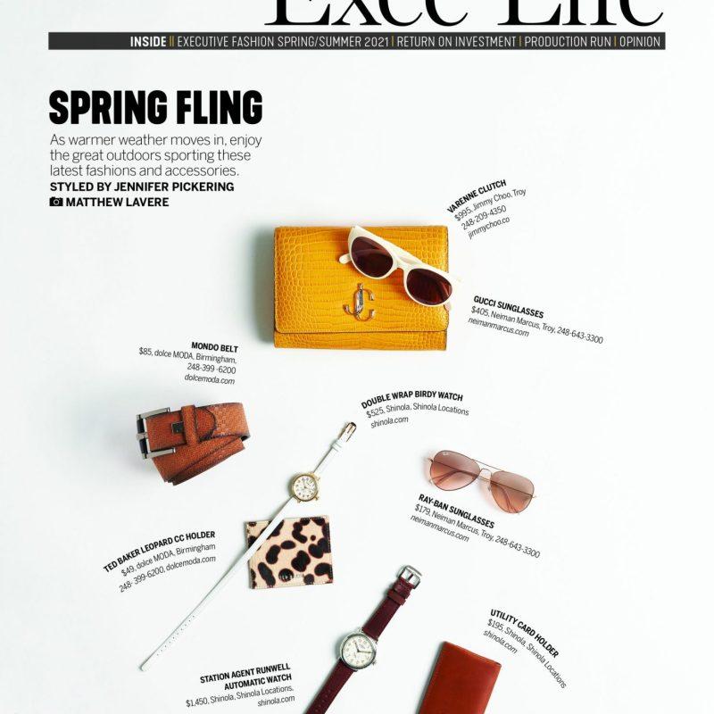 Spring Fling Exec Life