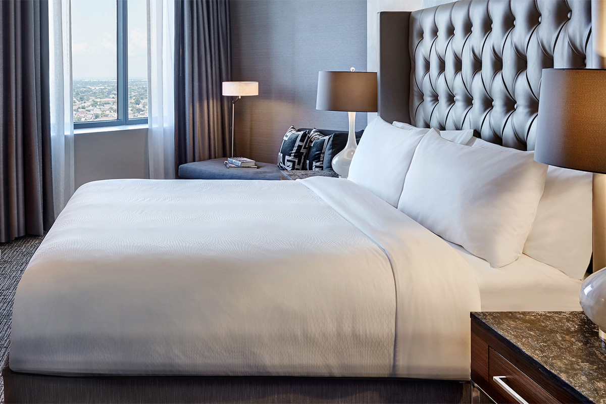 Buy Luxury Hotel Bedding From JW Marriott Hotels Pisces