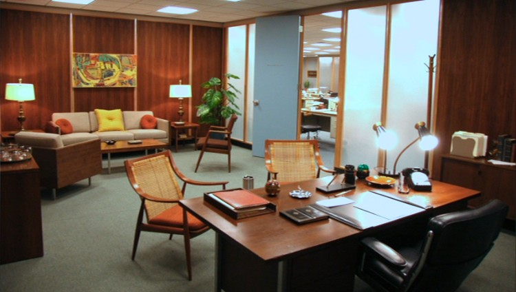 Mad-Men-Drapers-Office-1