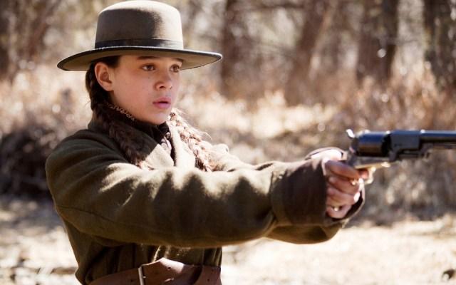 Hailee Steinfeld as Mattie Ross