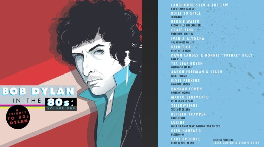 My CD Collection, Week 3—V/A, <i>Bob Dylan in the 80's: Volume One</i>