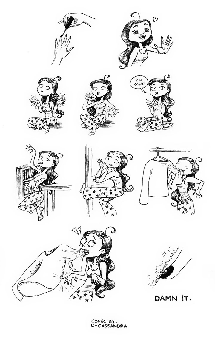 comic art, women's issues, bad hair day, women illustrators, women artists, bad hair day pictures,