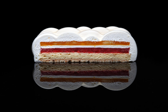 curators of quirk, food art, geometric cakes, dinara kasko, pastry chefs, pastry design