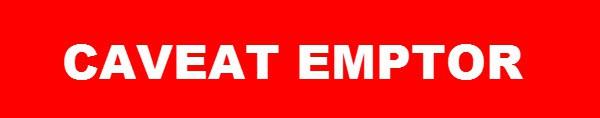 MLM Customers Beware – CAVEAT EMPTOR