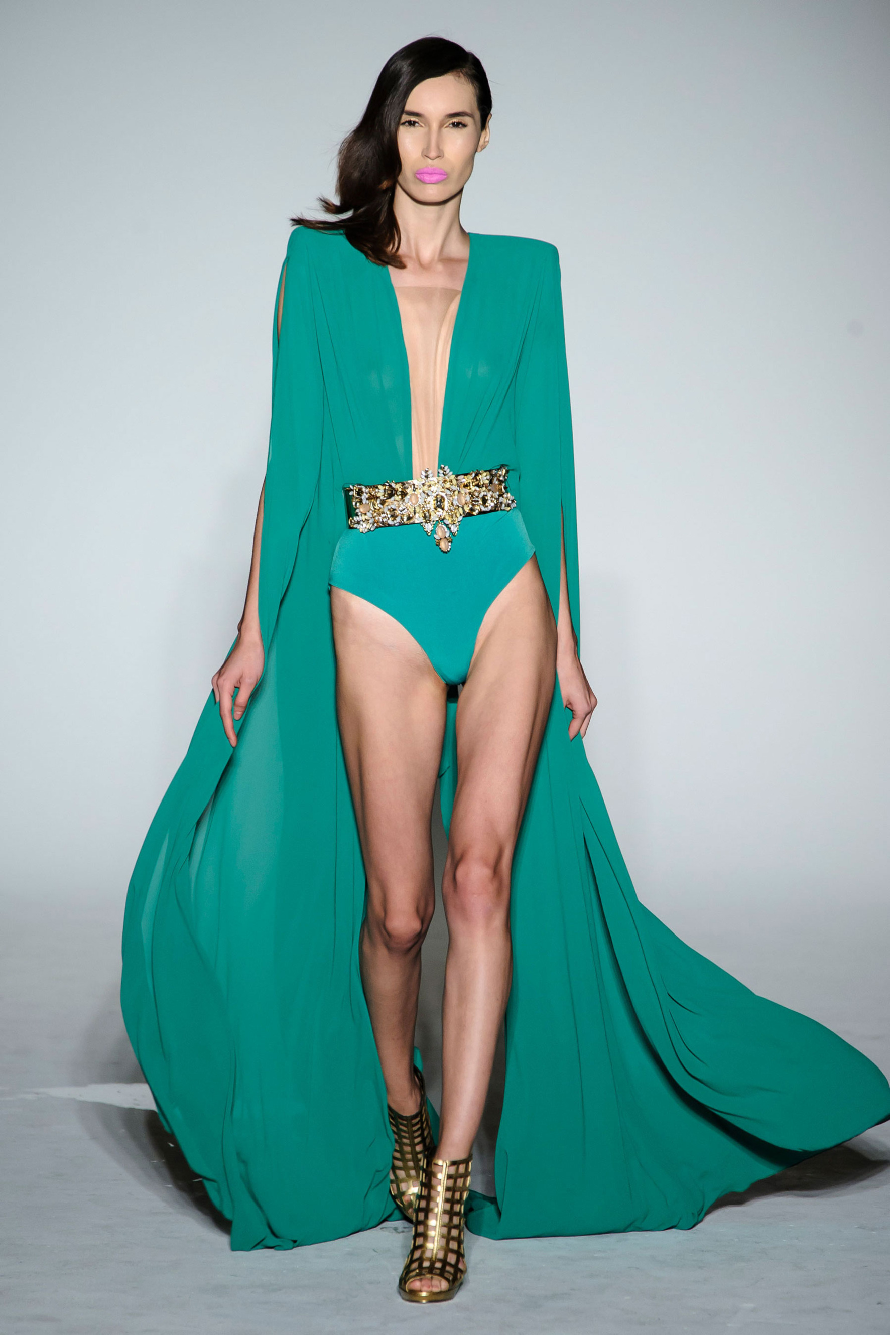 Michael Costello - NYFW S/S 2016 - Curbing the Catwalk