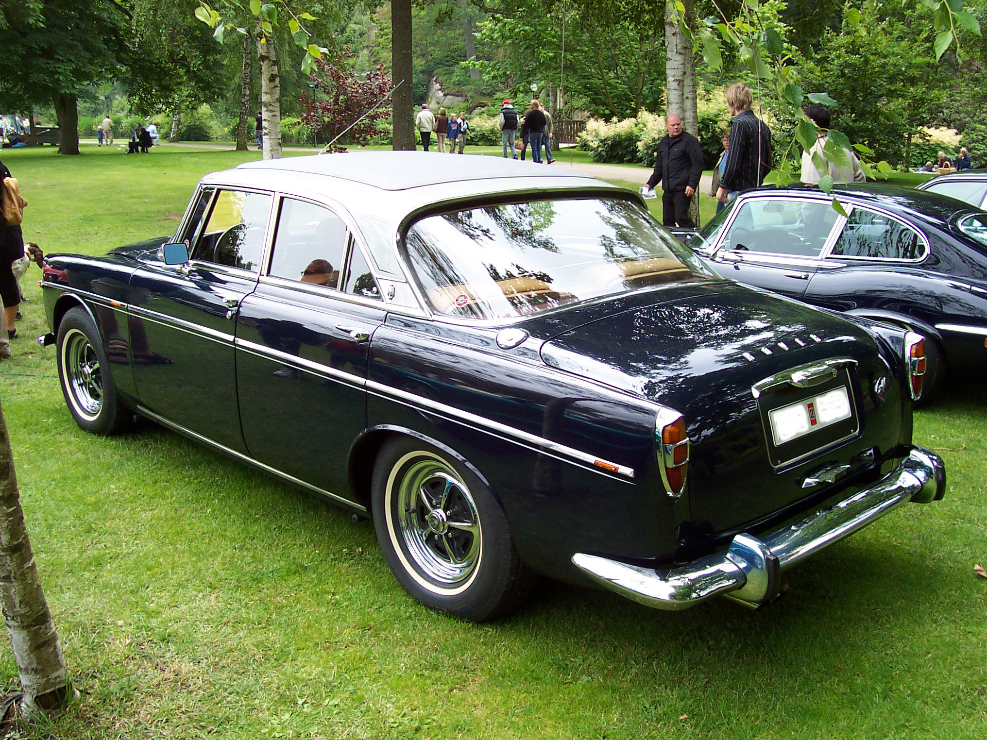 """Curbside Classic COAL 1970 Rover 3500S V8 P6 – """"Sell It Now I"""