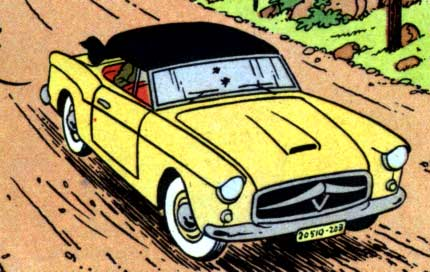 Tintin Bordurian