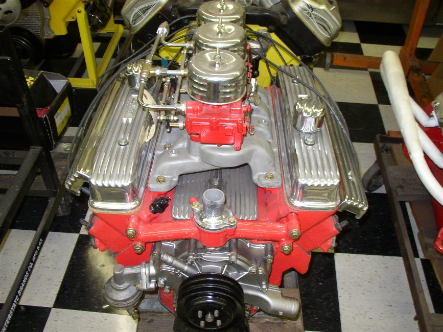 Automotive history the legendary buick nailhead v8 and for Buick motors for sale
