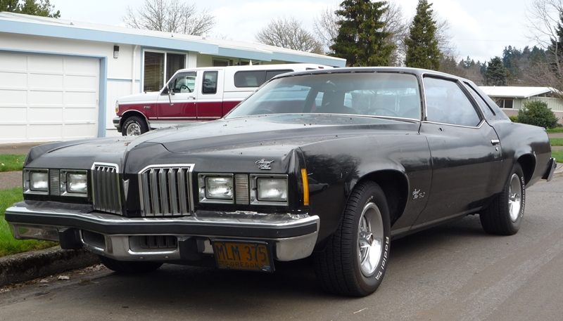 Curbside Classic 1978 Pontiac Grand Prix Gm S Deadly