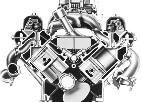 Automotive History: The Legendary Buick Nailhead V8 And The Possible Source Of Its Unusual Valve