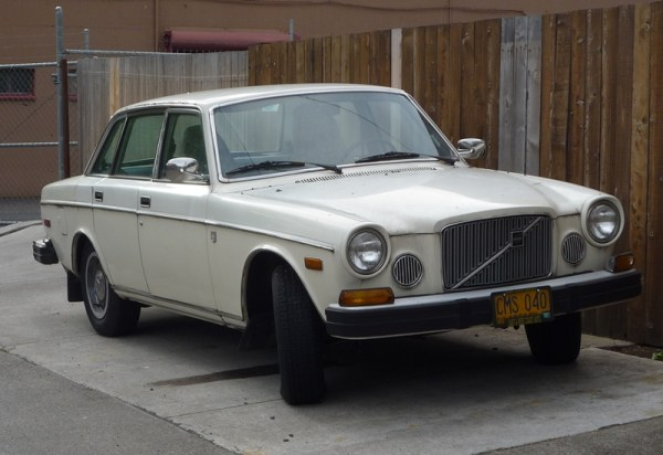 Curbside Classic: 1975 Volvo 164 E – The Anglo-Scandinavian