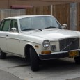(first posted 4/10/2014)   The Volvo 144 was a paragon of modern Scandinavian design: all business, understated, clean, functional.  And suddenly out of nowhere appears the 164, wearing the frumpy old […]