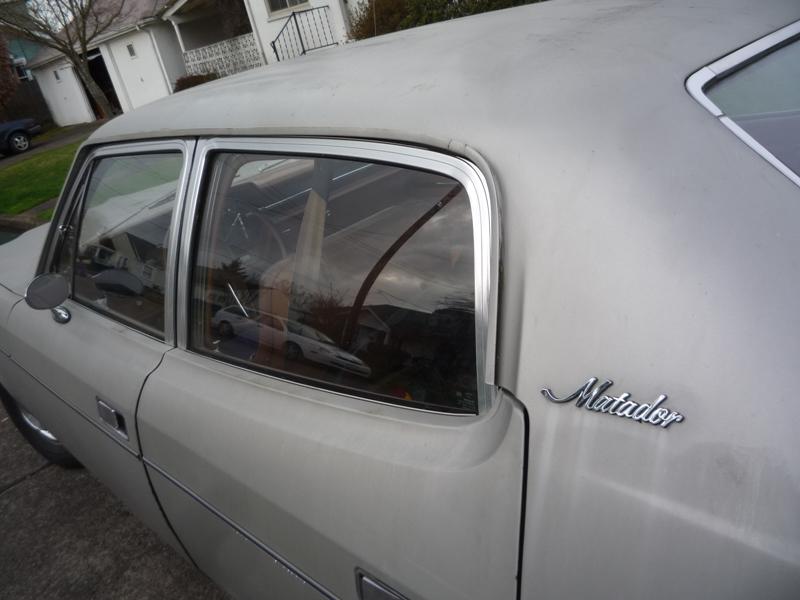 Curbside Classic Amc Matador Sedan The Stench Of Death