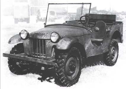 Banatam Jeep