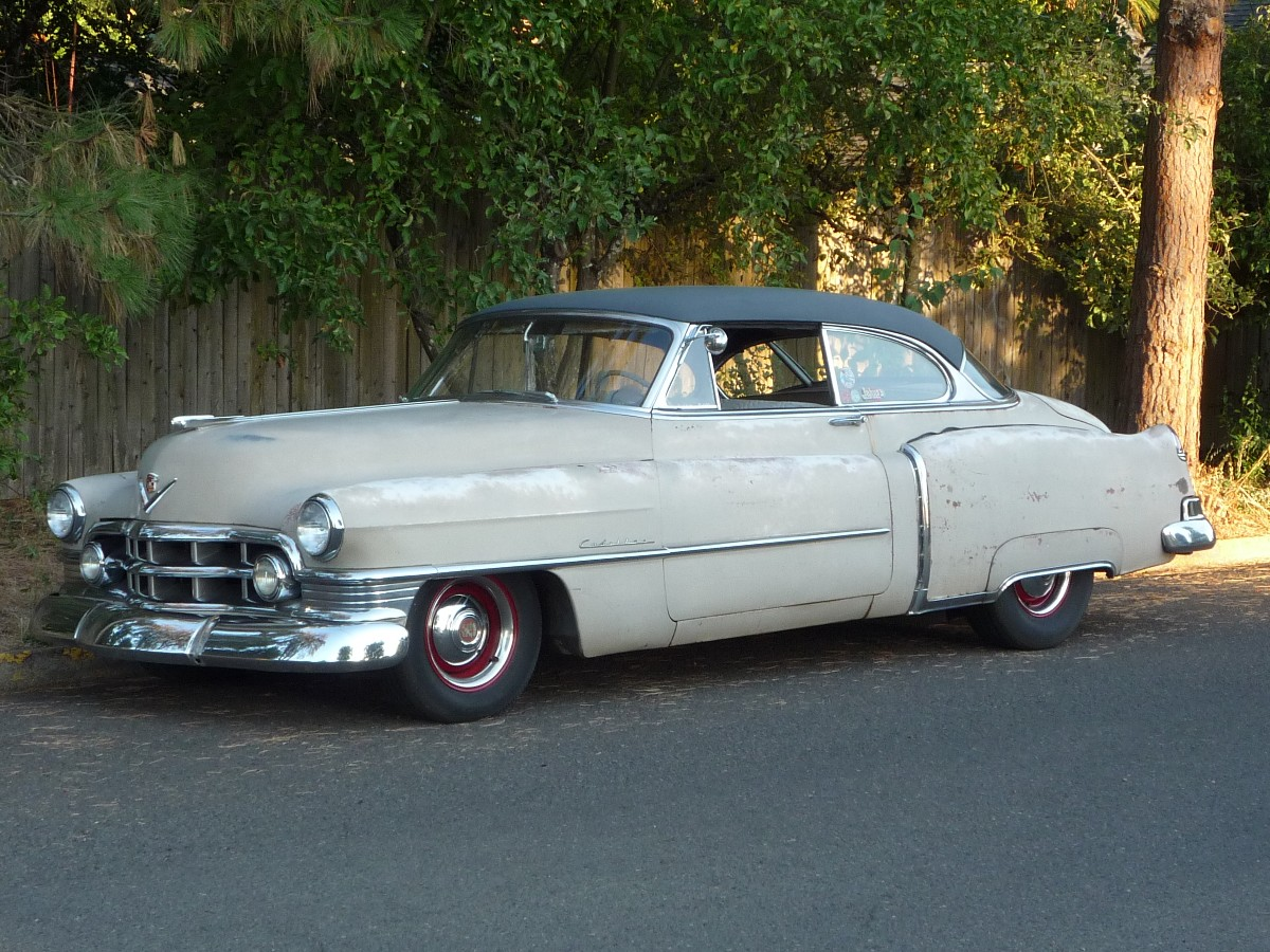 Curbside Classic: 1950 Cadillac Series 61 Coupe – The Ultimate Curbside  Classic