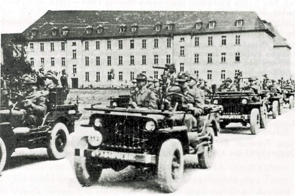 Jeep Austrian Army 2