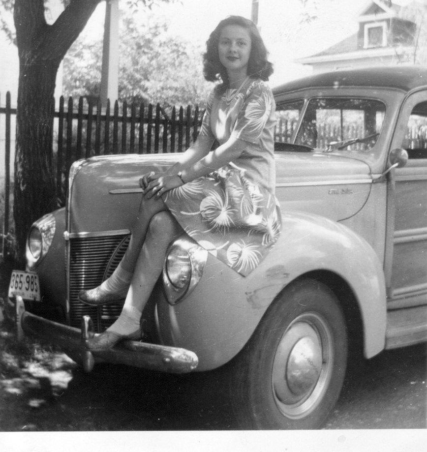 Curbside Classic 1942 Mercury Woody Wagon An American Icon 1941