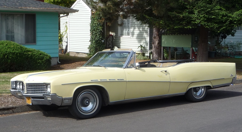 Classic Curbside Classic 1967 Buick Electra 225 Convertible The