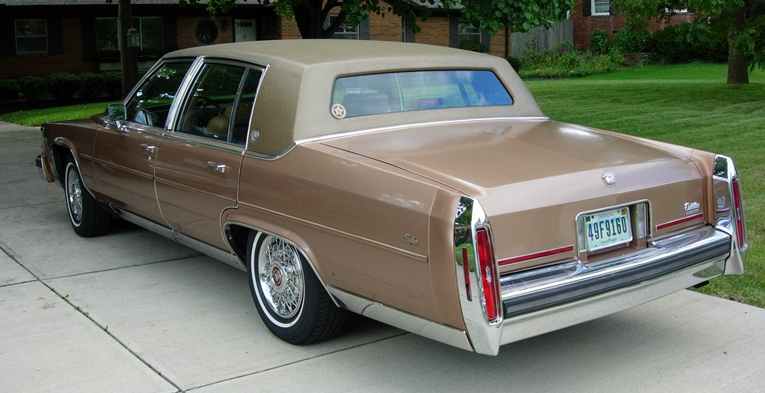 Cars Of A Lifetime: 1989 Cadillac Brougham – o, Old Friend
