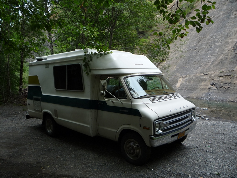 CC Capsule: 1965 Ford F-250 With Chinook Camper – Perfect For