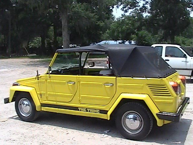 Curbside classic 1974 vw thing type 181 we hardly knew ye if you read cc you probably already know that the thing was an update of the wwii kubelwagen staff car that minor sturmbannfuhrers and altavistaventures Image collections